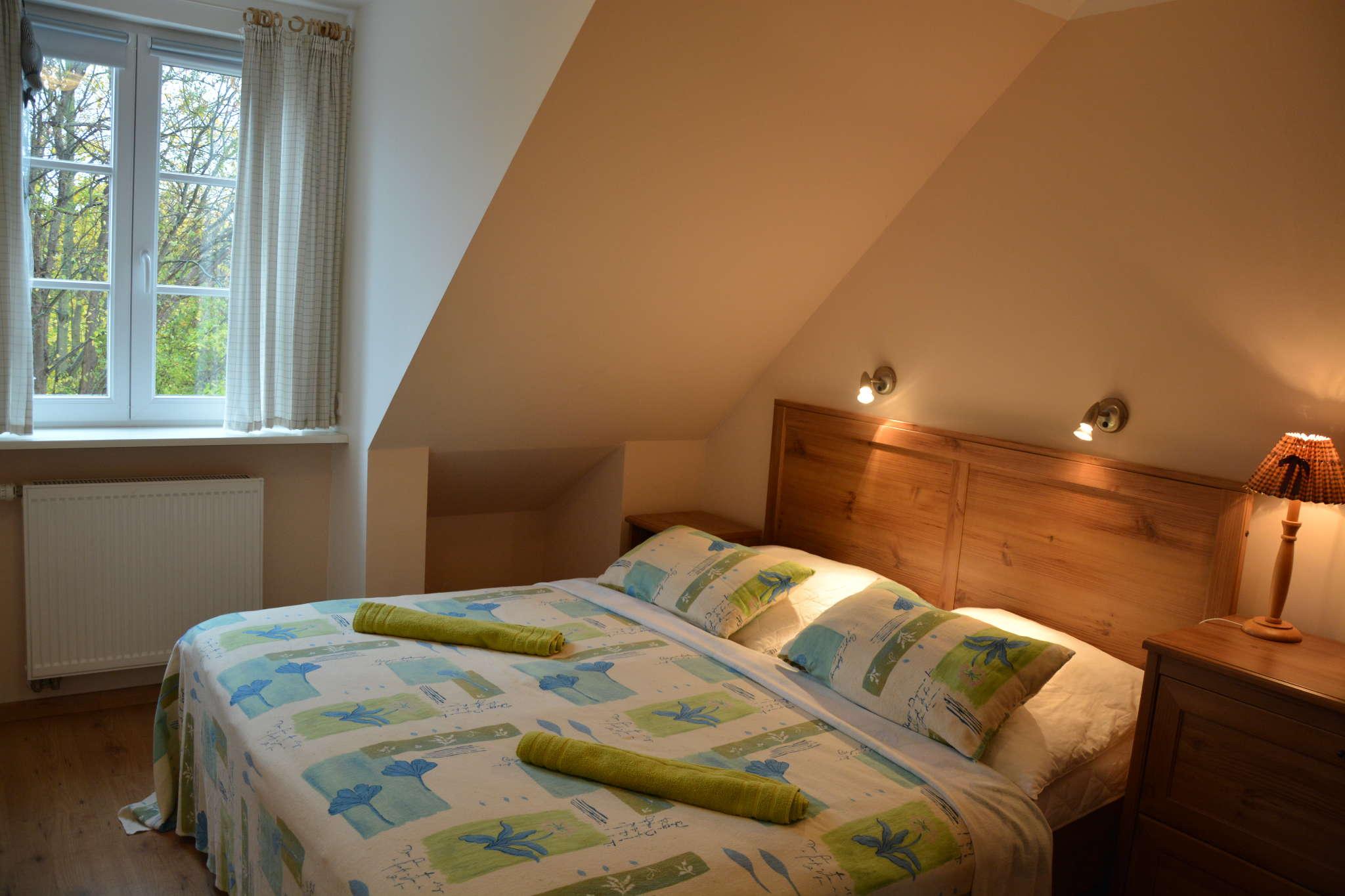 1. Schlafzimmer im Obergescho�