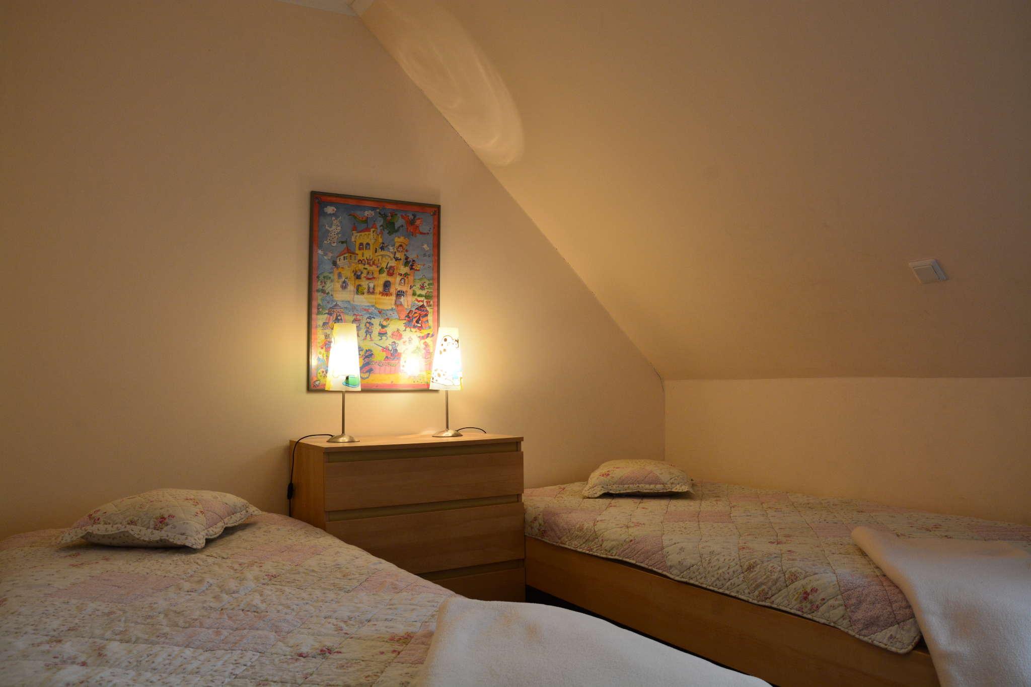 2. Schlafzimmer im Obergescho�