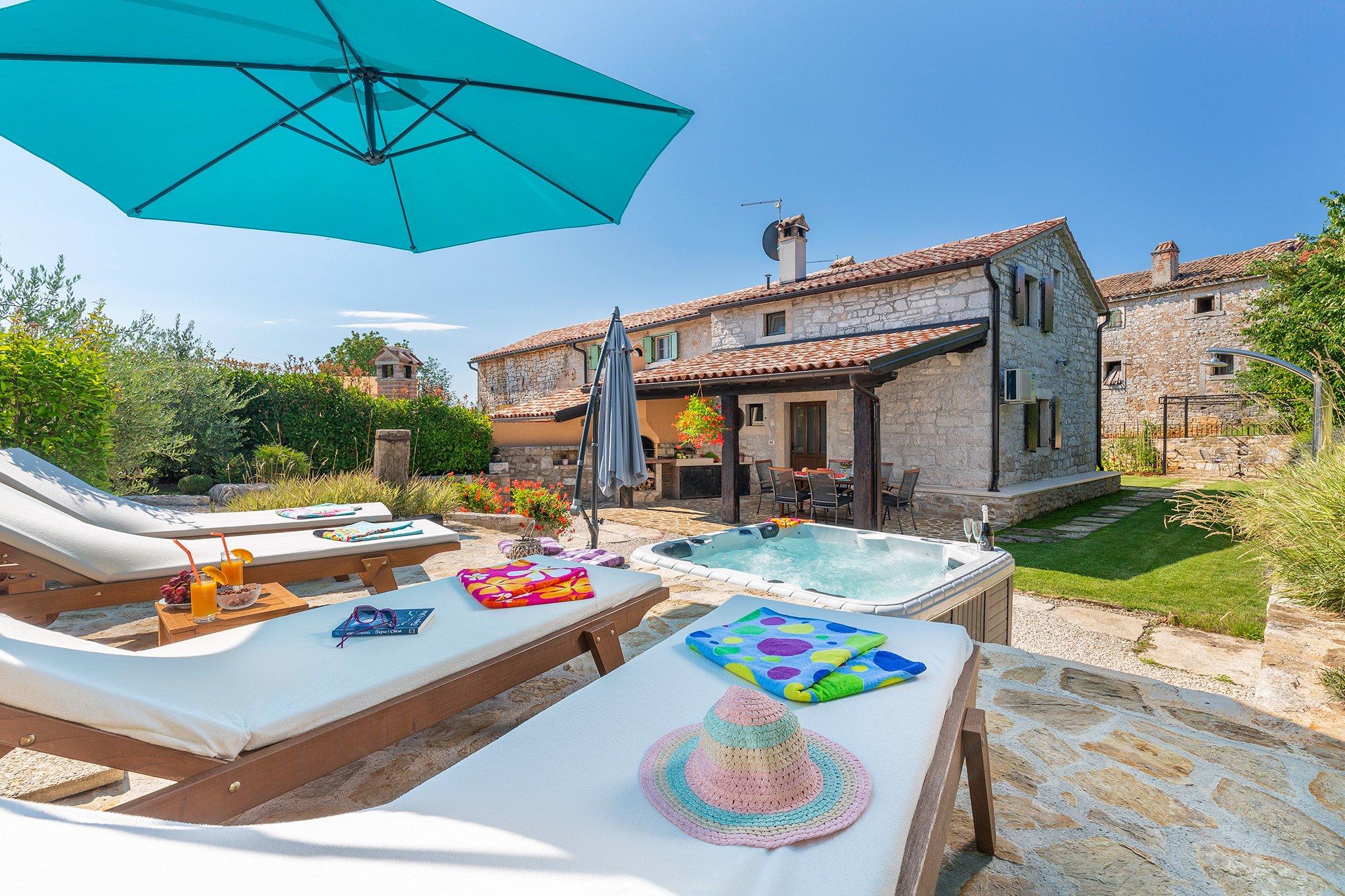 Detailbild von Ferien Haus Villa Gasparini