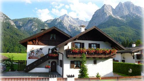 Haus Frühholz - Sommer