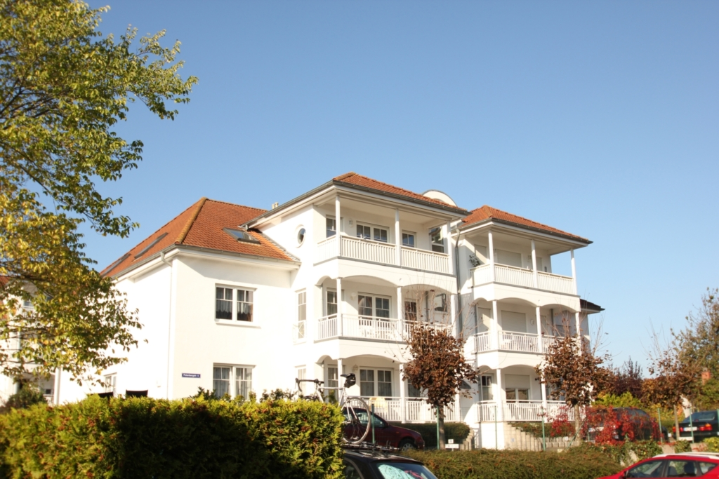 Ferienwohnung am Potenberg, A 06: 60m², 3-Raum, 4