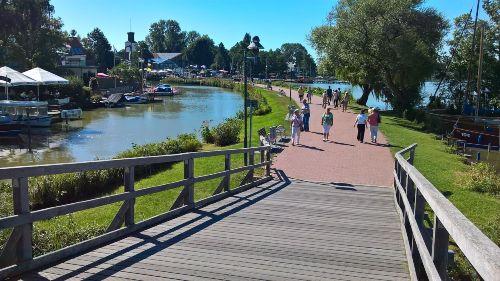 Promenade Steinhude