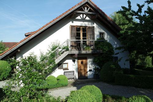 Aussenansicht Ferienwohnung in Vornbach