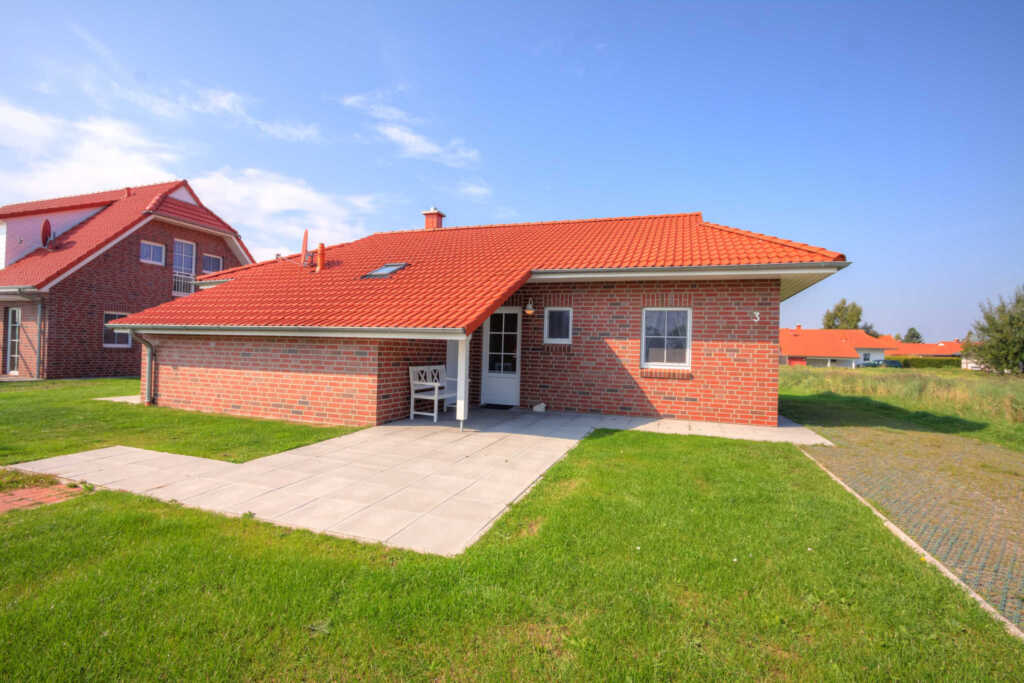 Haus Klipper - Nordseebad Burhave, Klipper #W6 (o.