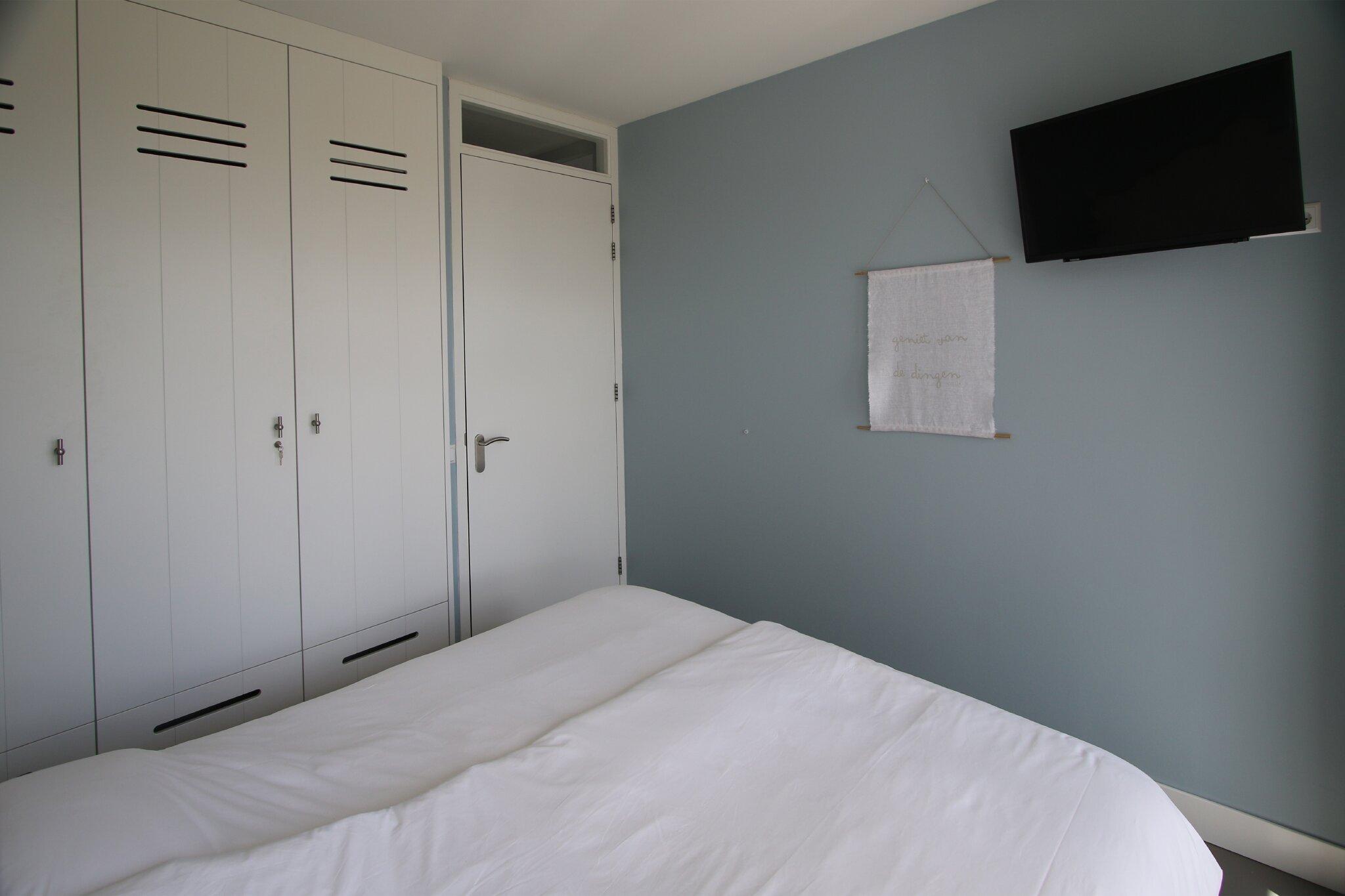 Schlafzimmer 1, doppelbett 2 x 210x90