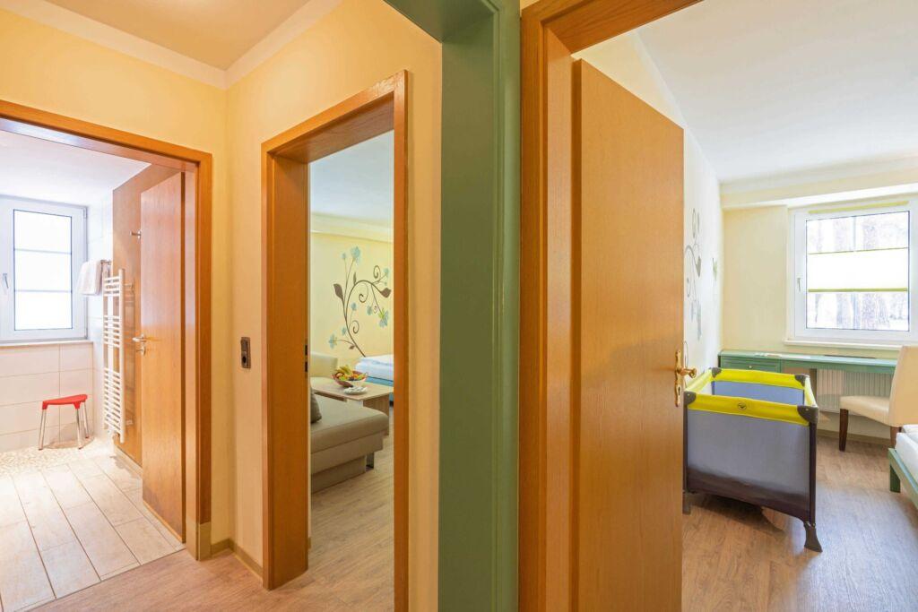SEETELHOTEL Familienhotel Waldhof, Ferienwohnung 5