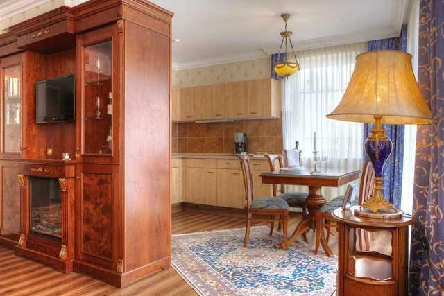 SEETELHOTEL Ahlbecker Hof, 2-Raum Senior Suite