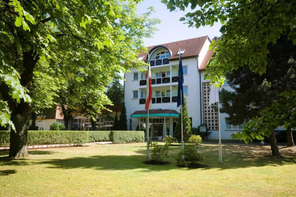 Parkhotel Klüschenberg, Appartement im Parkchalet