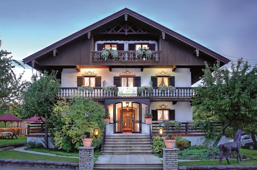 Vital Hotel Alpensonne, Suite