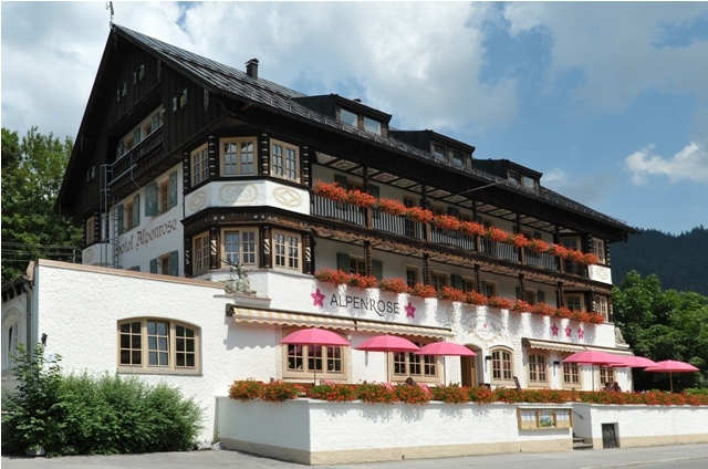 Hotel Alpenrose, Balkondoppelzimmer 25m�
