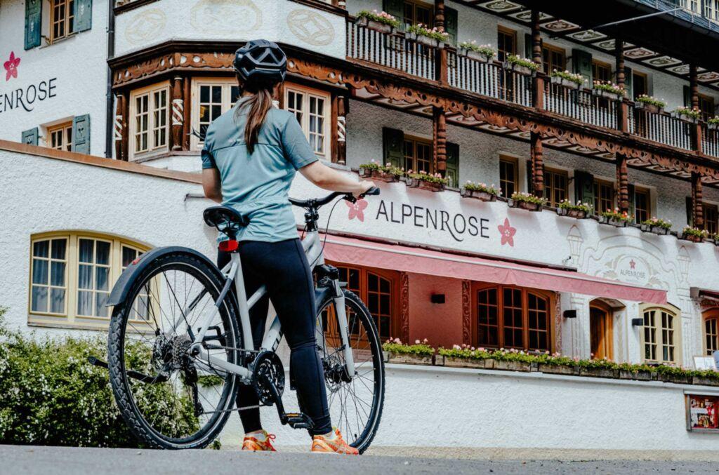 Hotel Alpenrose, Mehrbettzimmer