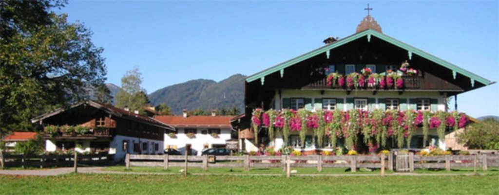 Familien-Bauernhof-Berghammer, Ferienwohnung 1 50