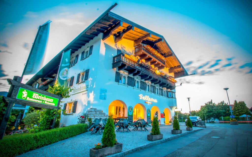 Hotel Bellevue, Seeblick-Studio