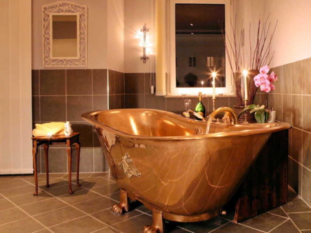 Hotel Badehaus Goor, Doppelzimmer Seeseite DZN