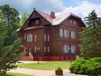 Jagdschloss Waldsee, Reethaus in Feldberger Seenlandschaft OT Waldsee - kleines Detailbild