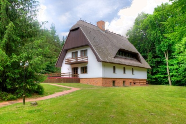 Jagdschloss Waldsee, Reethaus