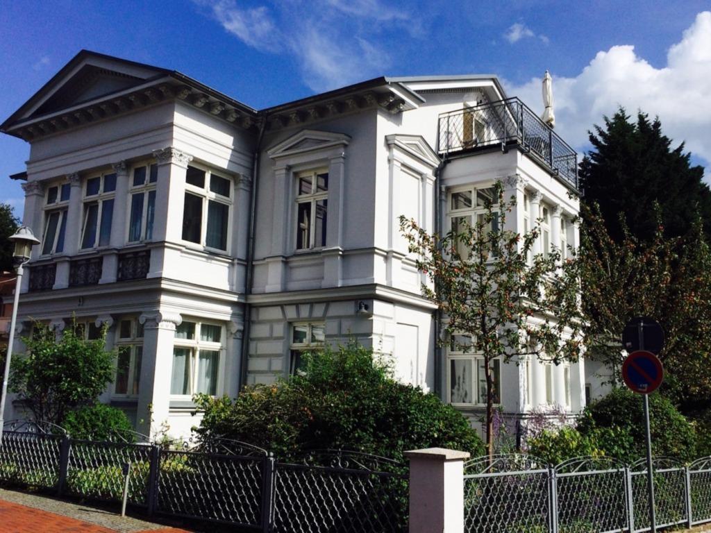 Villa Franz, Leuchtturm