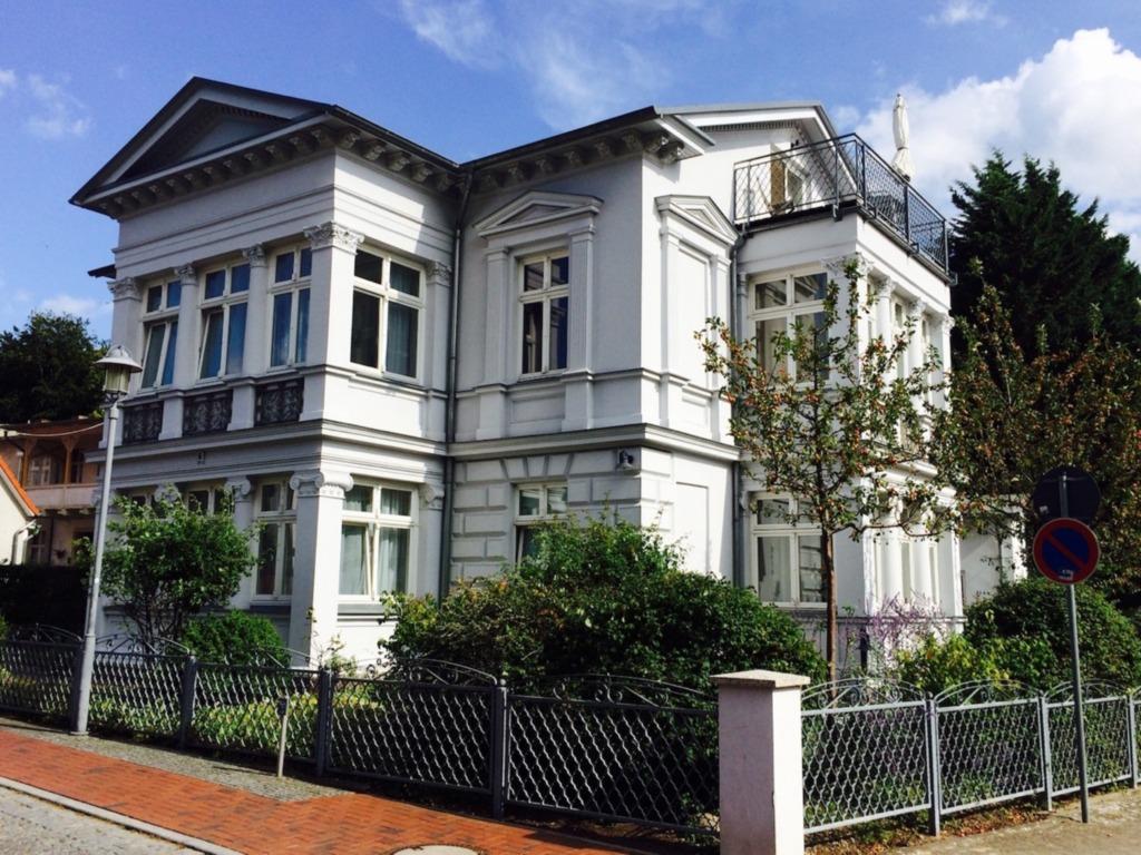 Villa Franz, Mole