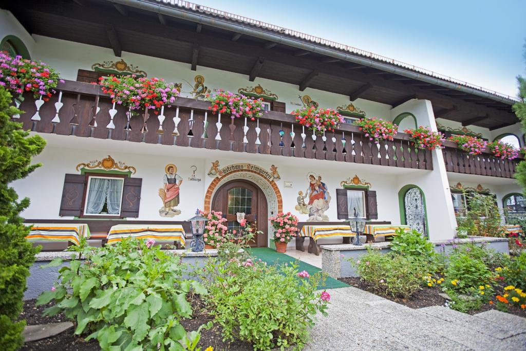 G�stehaus Heimgarten, Fewo Riederstein