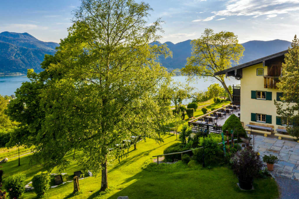 Der Westerhof - Hotel in Tegernsee, Appartement Be