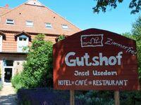 Landhotel Gutshof Insel Usedom, Appartement in Mellenthin - Usedom - kleines Detailbild