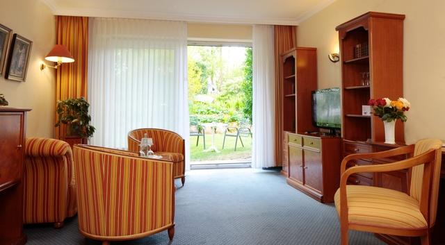 Ringhotel F�hrhaus, Garten Suite