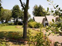 Ein Haus am See - Finnh�tten am Schweriner See, Finnh�tte am Schweriner See - Haus 1 - Urlaub mit Hu in Schwerin - kleines Detailbild