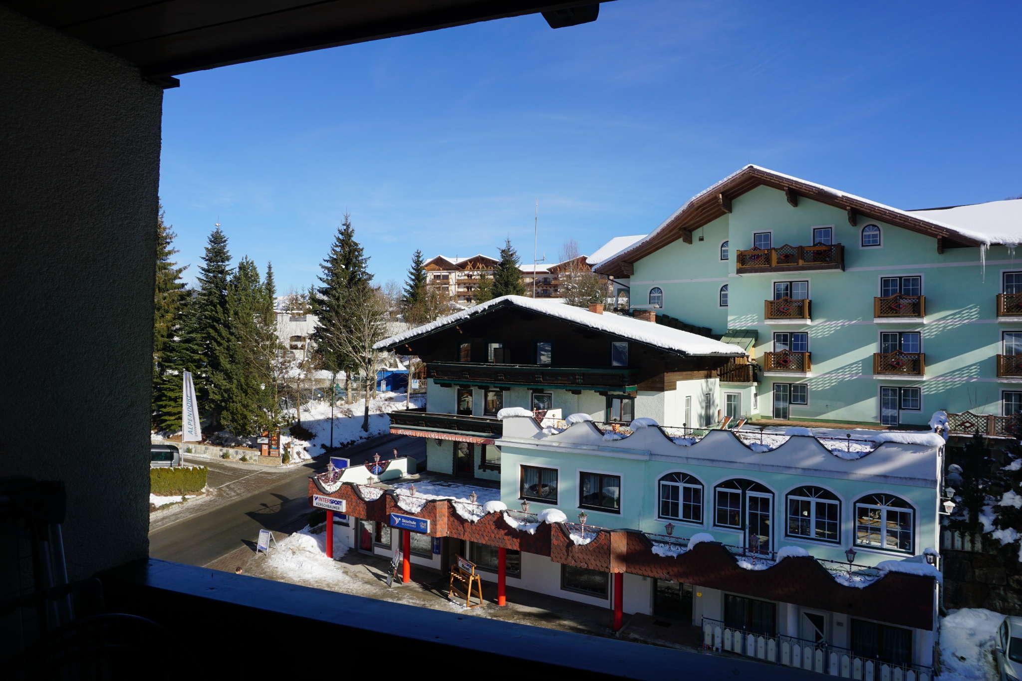 Detailbild von Appartement St. Johann im Pongau - Alpendorf