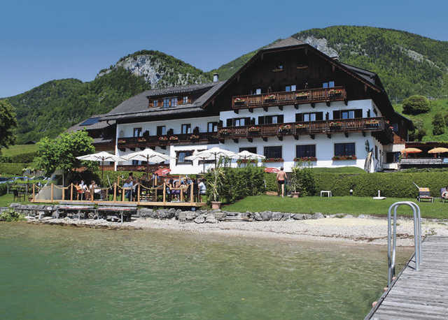 Hotel Seehang & Restaurant 'am See', Appartement m