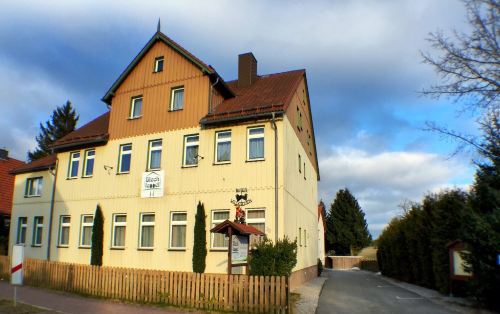 Blechleppel - Die Pension im Harz, Appartement 2 P