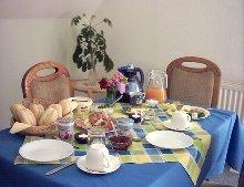 Energiefrühstück mit Hausmannskost