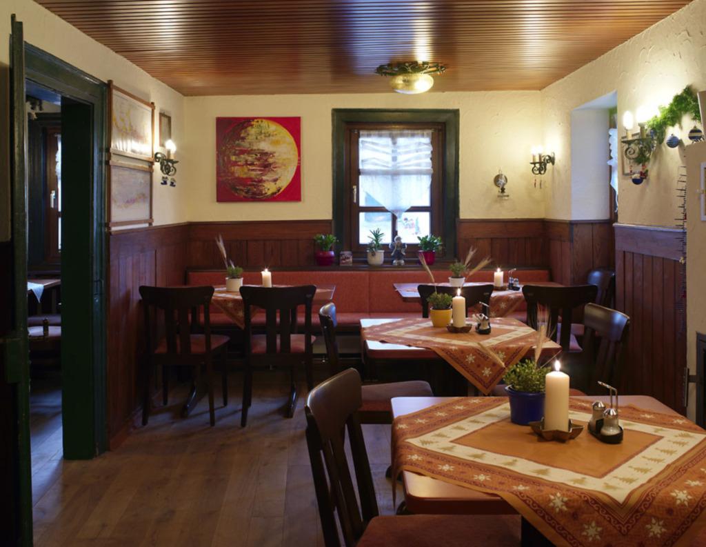 Adler Gaststube Hotel Biergarten, 3-Bett-Zimmer