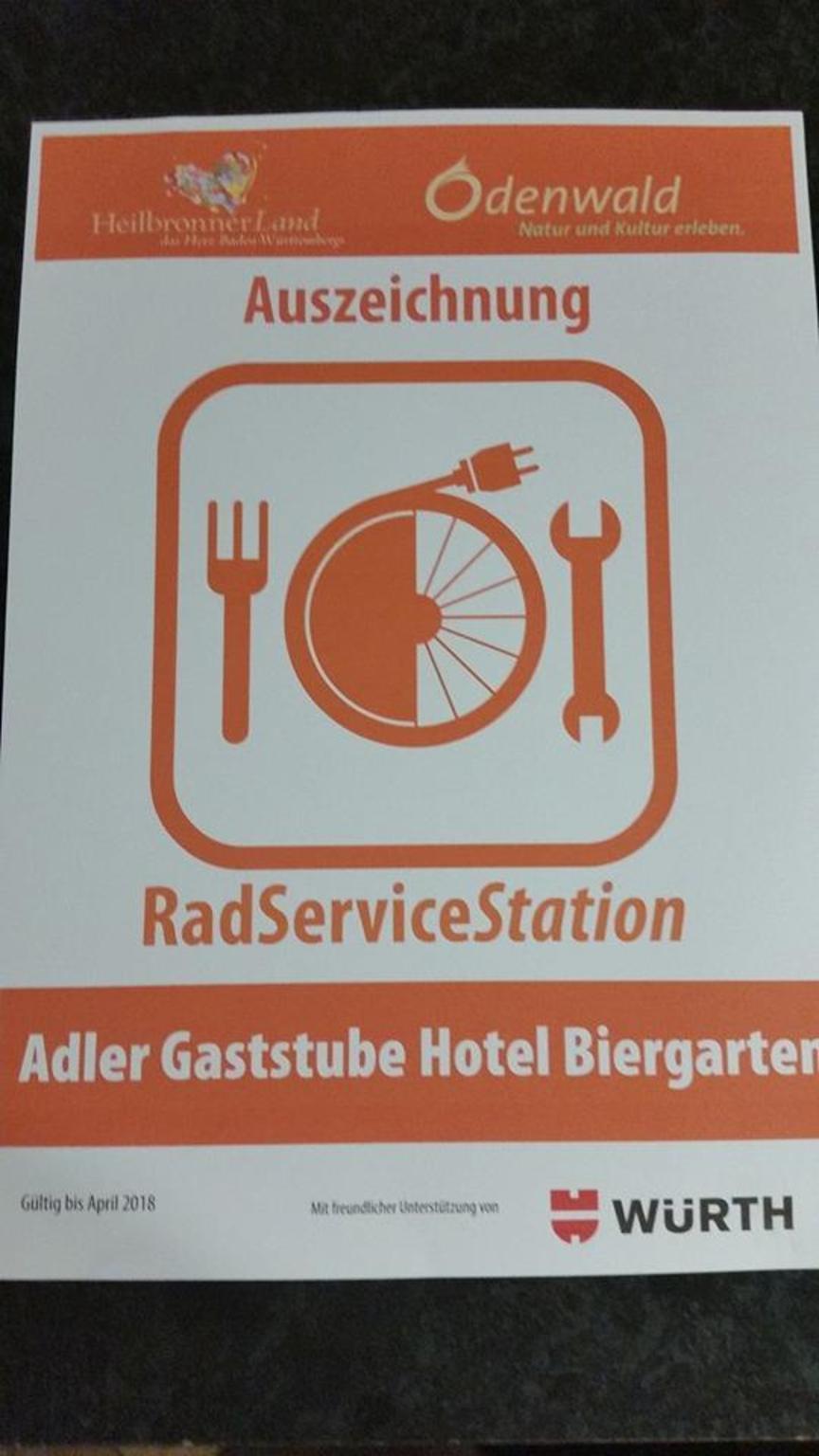 Adler Gaststube Hotel Biergarten, Appartements