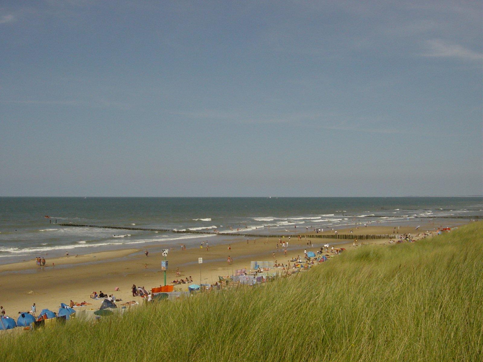 Strand und Meer ...