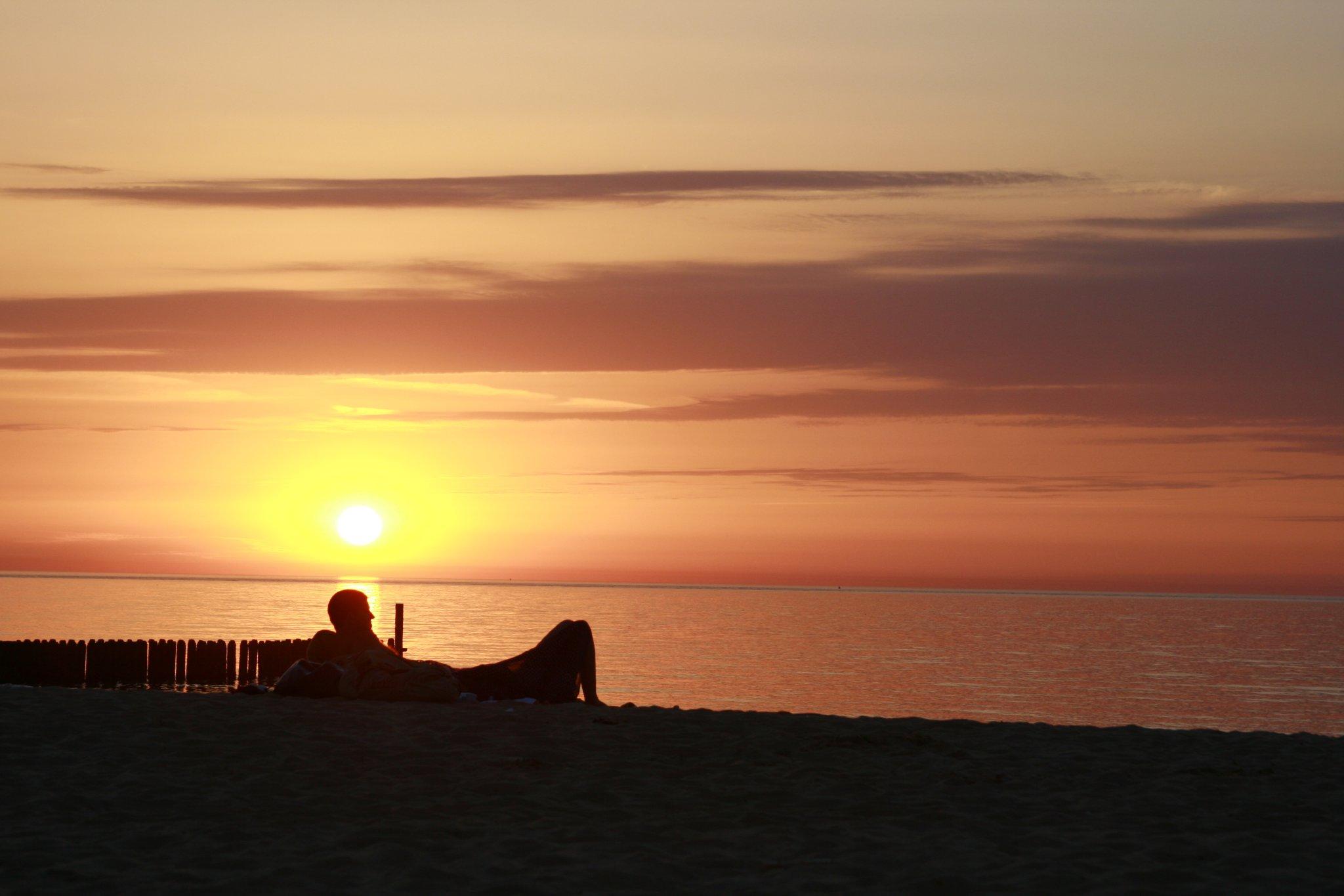 Strand und Sonne!