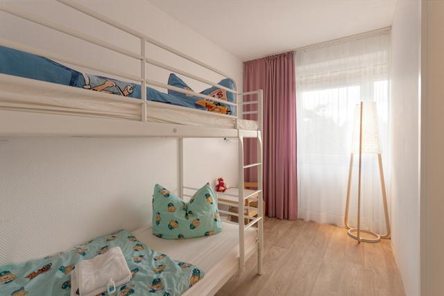 Motel Stralsund, Familienzimmer