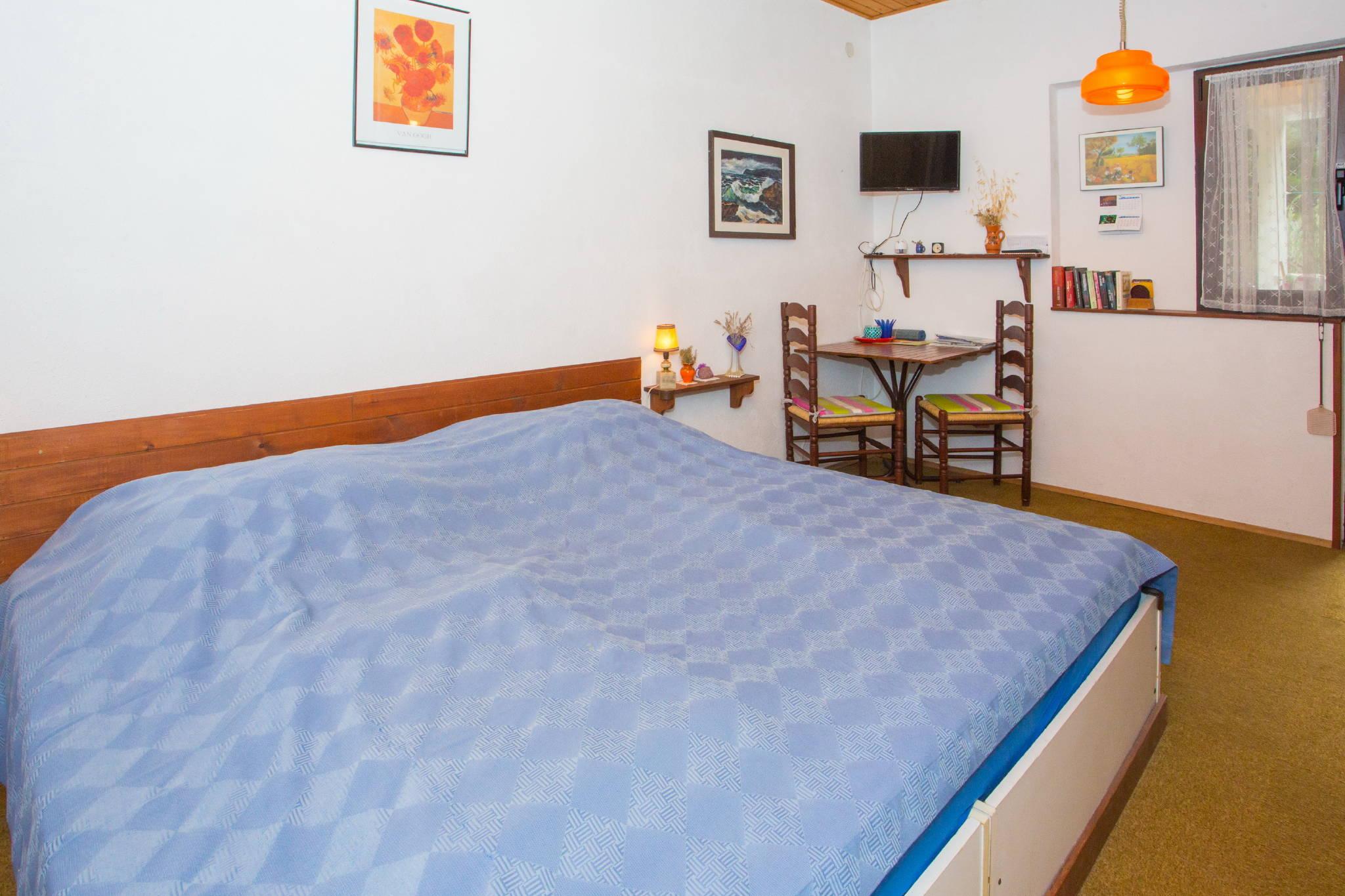 Wohn-Schlafzimmer Ap.2 - Balkon
