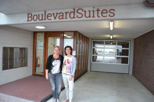 Team BoulevardSuites, Natalie & Lisette