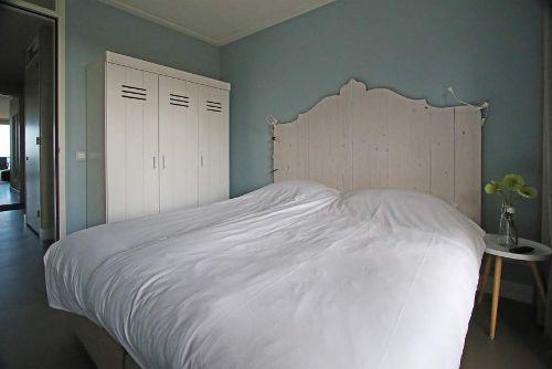 Schlafzimmer 1, Doppelbett 2 x 90x210