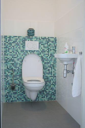 WC ist seperat