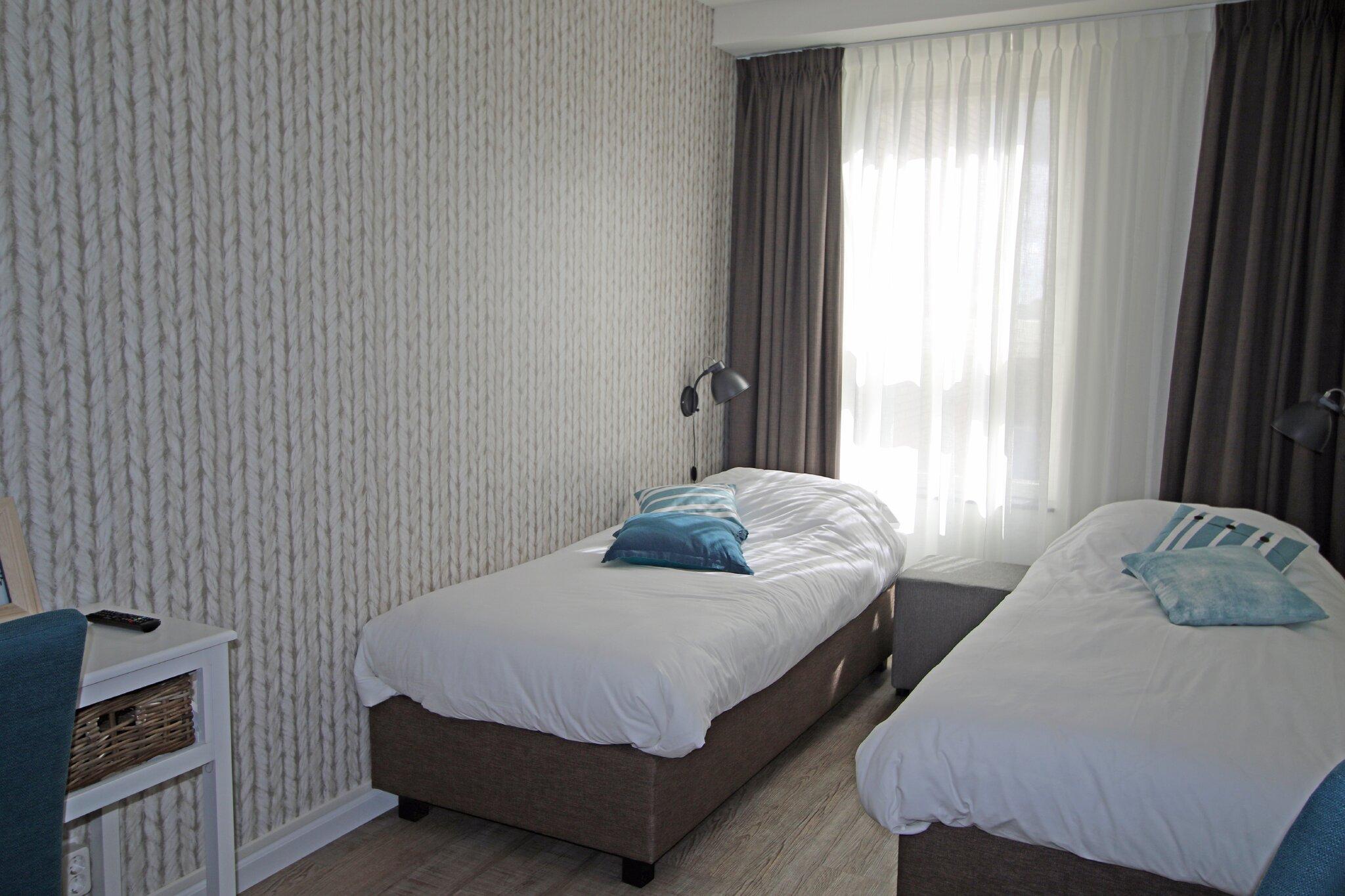 Schalfzimmer 2, 2 Einzelbette 90x210