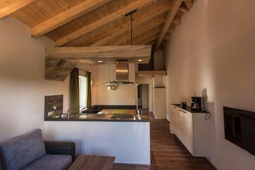 Wohn-Essbereich Wohnung Magnolia