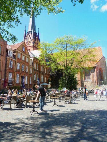 Südermarkt Flensburg