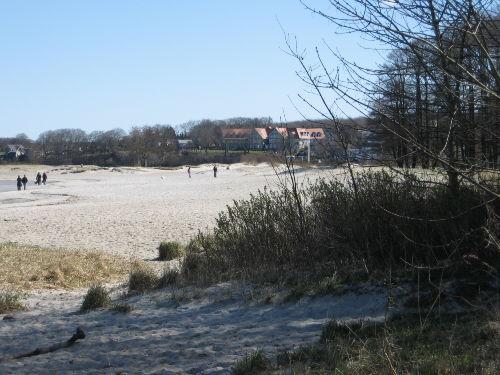 Strand Solitüde