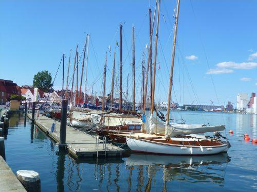 Jachthafen Hafenspitze