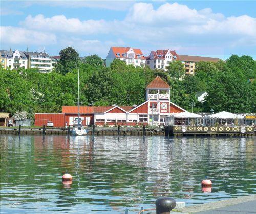 Gaststätte Bellevue am Hafen