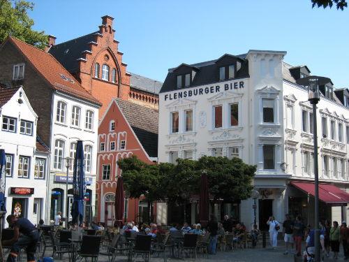 Das Glücksburger Wasserschloss