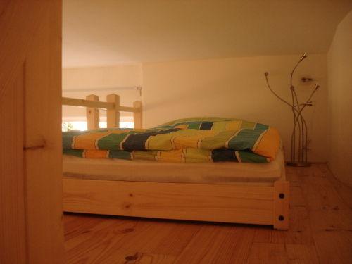 2. Schlafzimmer im EG, für Freunde .....