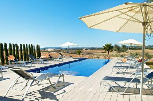 Villa ROMANI Poolbereich