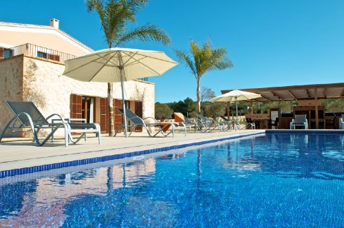 Villa ROMANI Pool